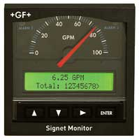 GF Signet 5500 Flow Monitor