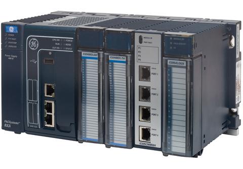 Emerson RX3i PLC