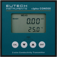 Eutech Instruments alpha-CON500 Conductivity Transmitter