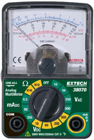 Extech 38070 Mini Analog Multimeter