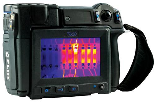 Flir T620 Thermal Imaging Camera Thermal Imagers
