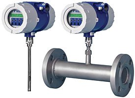 Fox Thermal FT3 Mass Flow Meter & Temperature Transmitter