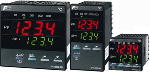 Fuji Electric PXG Series Temperature Controller