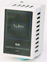 Control Products HS-50-S Indoor Wall Mount Relative Humidity Sensor