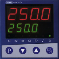 Jumo cTRON Series Temperature Controllers