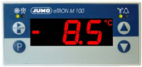 Jumo eTRON M100 Electronic Refrigeration Controller