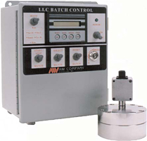 AW Gear Meters LLC-E-BA Industrial Batch Controller