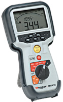 Megger MIT400 CAT IV Insulation Tester