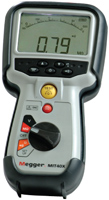 Megger MIT40X CAT IV Insulation Tester