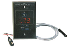 Control Products TAL-2000D Temperature Indicator with Alarm