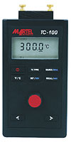 Martel TC-100 Thermocouple Calibrator