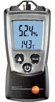 Testo 610 Air Humidity and Temperature Meter