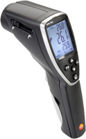 Testo 845 Adjustable Focus Infrared Thermometer