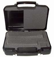 Monarch Instrument Latching Plastic Carrying Case