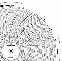 Foxboro 818075  Ink Writing Circular Chart