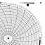 Honeywell 14176  Ink Writing Circular Chart