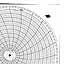 Honeywell 14177  Ink Writing Circular Chart