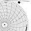 Honeywell 14191  Ink Writing Circular Chart