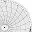 Honeywell 14287  Ink Writing Circular Chart