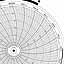 Honeywell 15813  Ink Writing Circular Chart