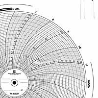 Foxboro 808689-L  Ink Writing Circular Chart