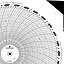 Foxboro 89N074-L  Ink Writing Circular Chart