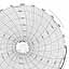 Honeywell 24001660-032  Ink Writing Circular Chart