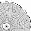 Honeywell 24001661-006  Ink Writing Circular Chart