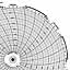 Honeywell 24001661-013  Ink Writing Circular Chart