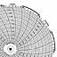 Honeywell 24001661-014  Ink Writing Circular Chart