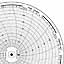 Honeywell 24001661-054  Ink Writing Circular Chart