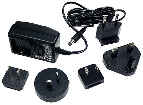Bacharach 0024-1254 Universal AC Power Adapter