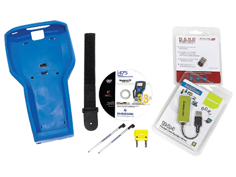 Emerson 475 Shop Accessory Kit for Bluetooth