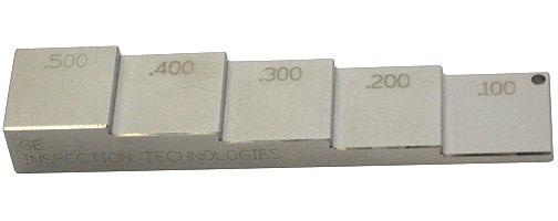 GE Inspection Technologies B-310 Calibration Block