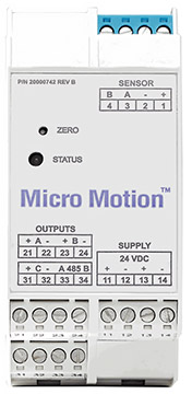 Micro Motion 1500 Single Variable Flow Transmitter