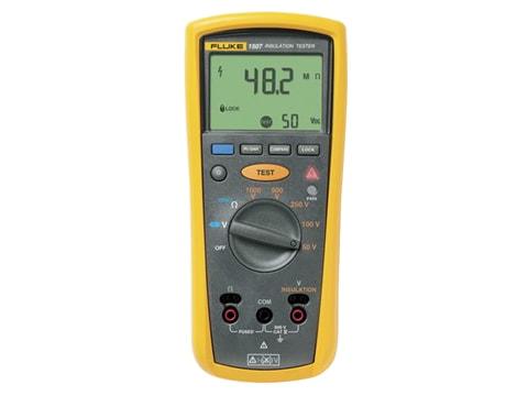 HYY-YY Digital Electrical Tester 9850A Digital Insulation Resistance Tester Megohmmeter Storage Megaohm Resistance Meter Analog Digital Display High Precision Tester