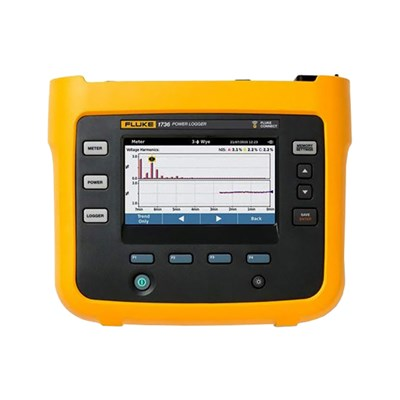 Fluke 1736 Three-Phase Power Loggers