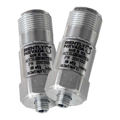 Bently Nevada 200350 / 200355 Accelerometers