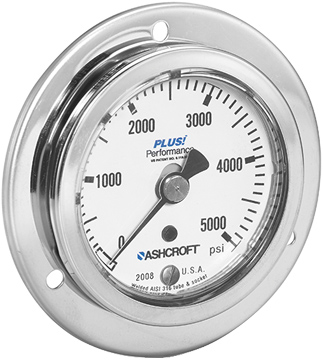 Ashcroft Model 2008S Pressure Gauge