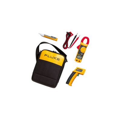 Fluke 62/322/1AC-II  Electrical/HVAC Troubleshooting and Test Kit