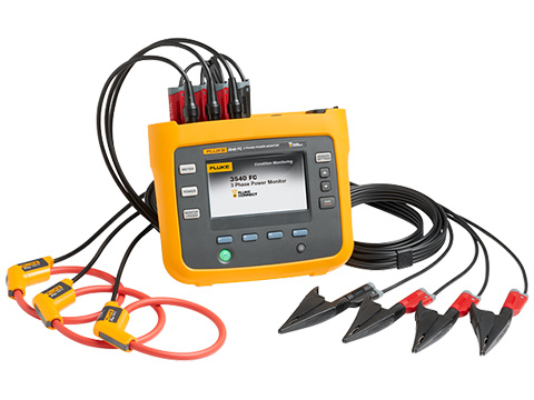 Fluke 3540 FC Three Phase Power Condition Monitor