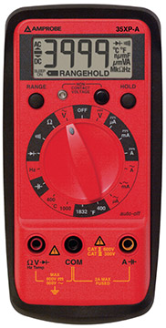 Amprobe 35XP-A Digital Multimeter