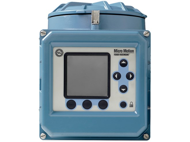 Micro Motion 3700 Flow Transmitter & Controller