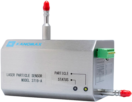 Kanomax 3718-A Remote Particle Counter