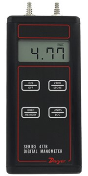 Dwyer 477B Manometer