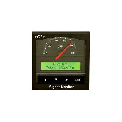 GF Signet 5075 Totalizing Flow Monitor