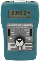 PIE 522 Thermocouple Calibrator