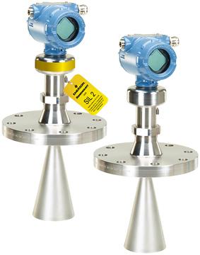 Rosemount 5408 Radar Level Transmitter