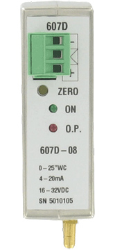 Dwyer 607D Differential Pressure Transmitters