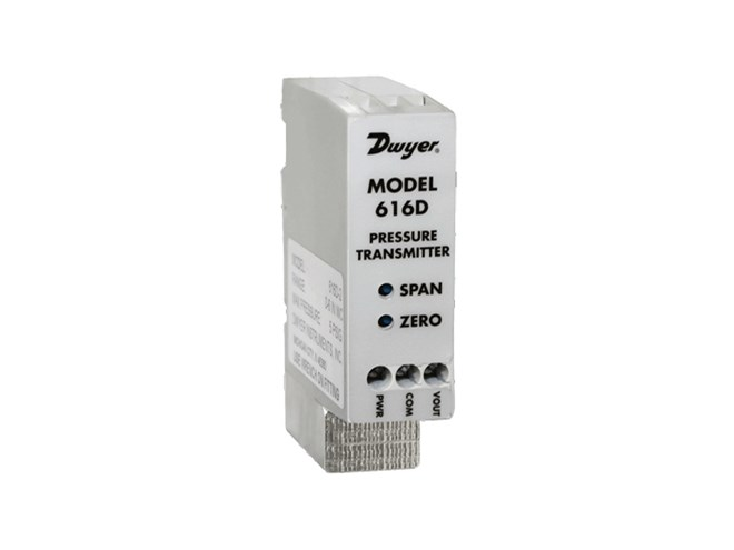 Dwyer 616D Differential Pressure Transmitter